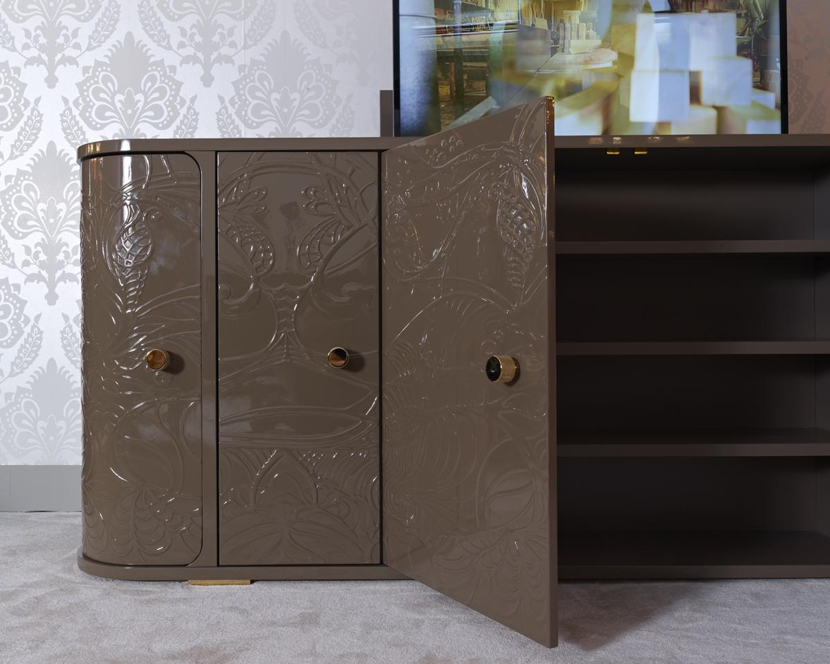 Le Cadre Cabinet TV